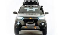 2015 Chevrolet Niva concept leaked photo