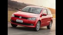 Volkswagen Gol é o compacto mais vendido do mundo - Modelo supera o indiano Maruti Alto