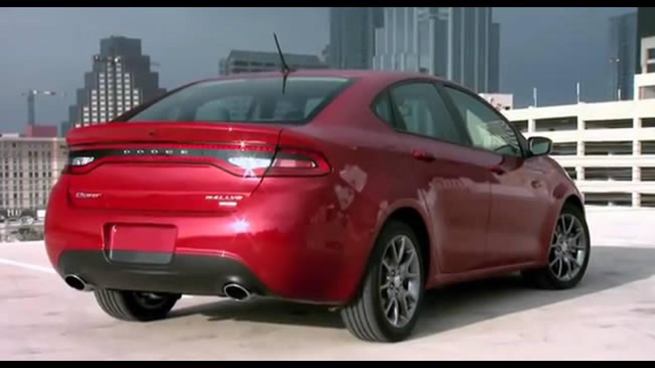 VÍDEO: Detalhes do Dodge Dart Rallye