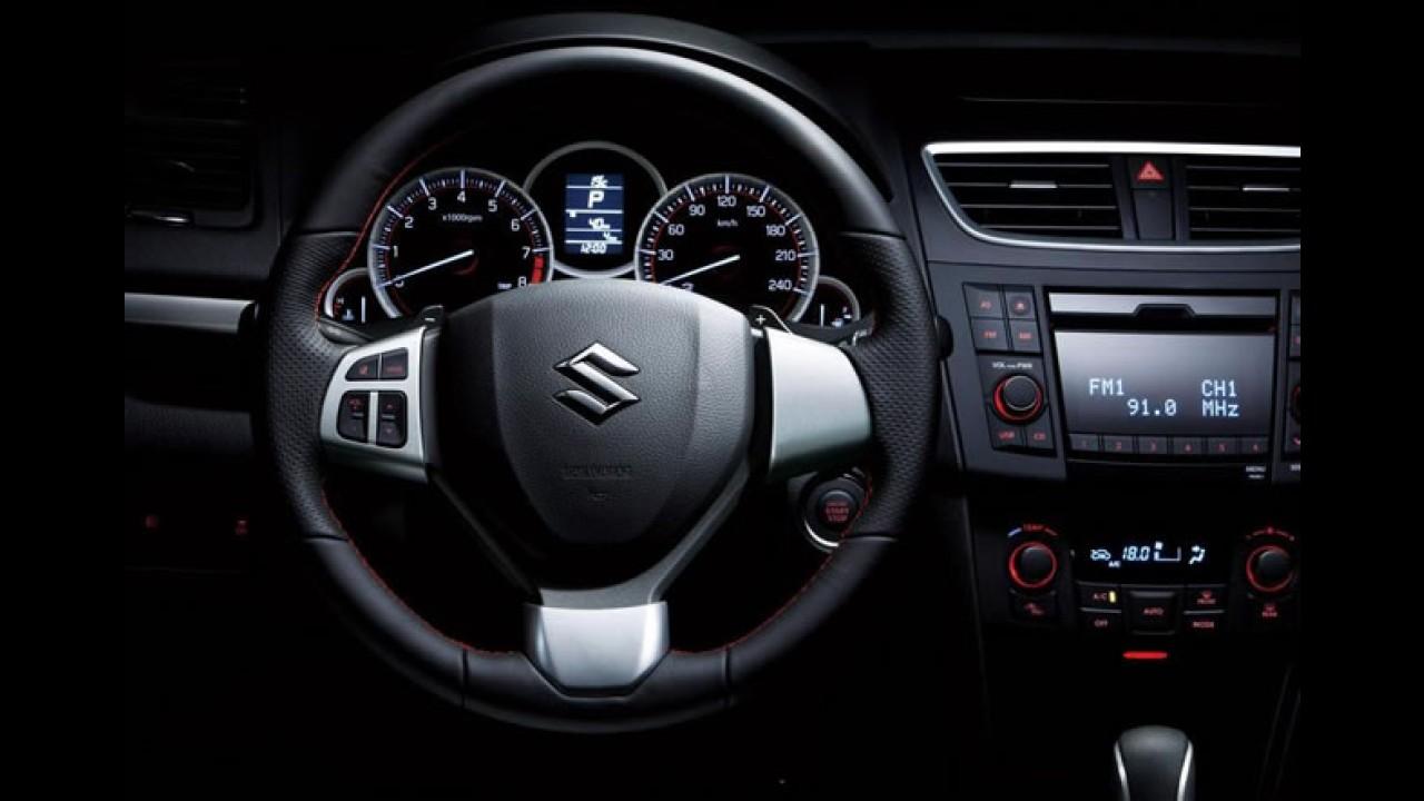 Suzuki Swift Sport é lançado no Uruguai: Preço inicial é de US$ 34,900