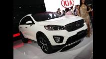 Salão SP: novo Kia Sorento chega em março com motores 2.4 e V6