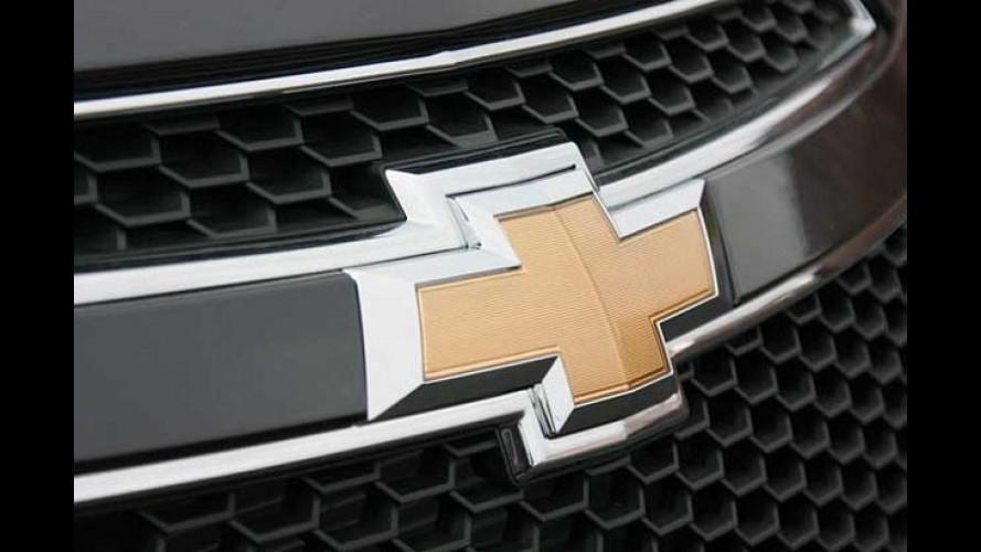 Lucros da GM chegam a US$ 2,5 bilhões no 2º trimestre