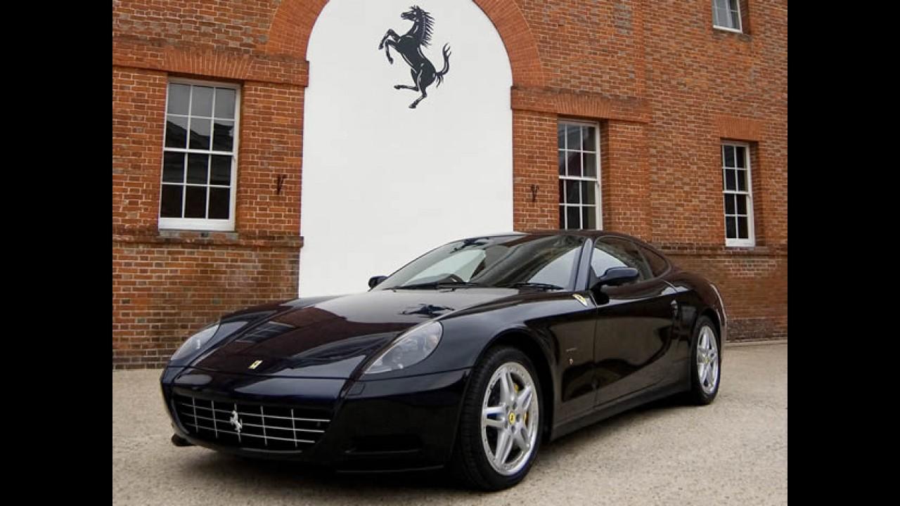 Sinal dos tempos: cai preferência dos (ricos) consumidores por uma Ferrari vermelha