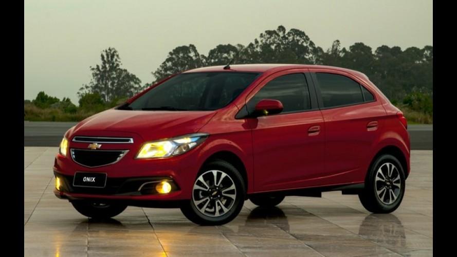 Onix é o carro com a menor desvalorização do mercado - veja a lista