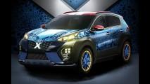 Precisava? Novo Kia Sportage ganha versão inspirada no filme X-Men