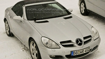 Mercedes-Benz SLK panoramic