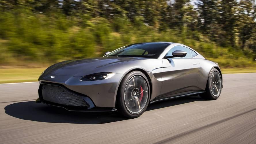 Üretimi 2018'de başlayacak Aston Martin Vantage neredeyse tükendi