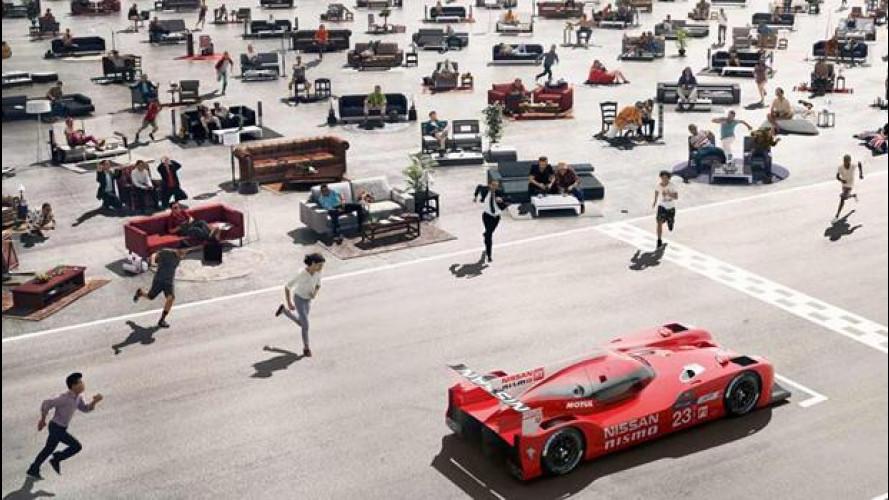 Nissan GT Academy, al via la settima edizione