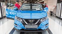 2017 Nissan Qashqai Production