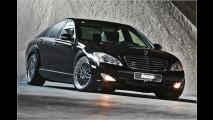 Mercedes S 500 mit 415 PS