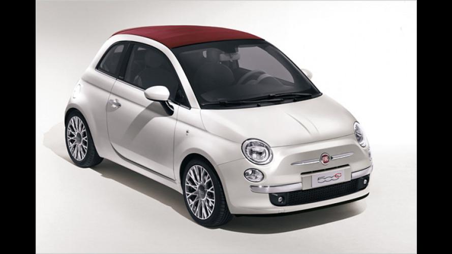 Preis fix: Fiat 500C startet mit limitierter ,Opening Edition