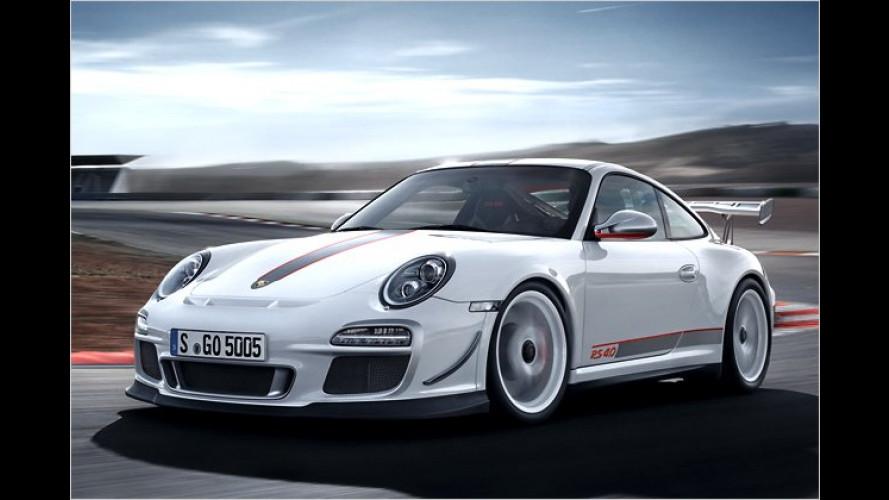 Porsche bringt den Rennsport auf die Straße