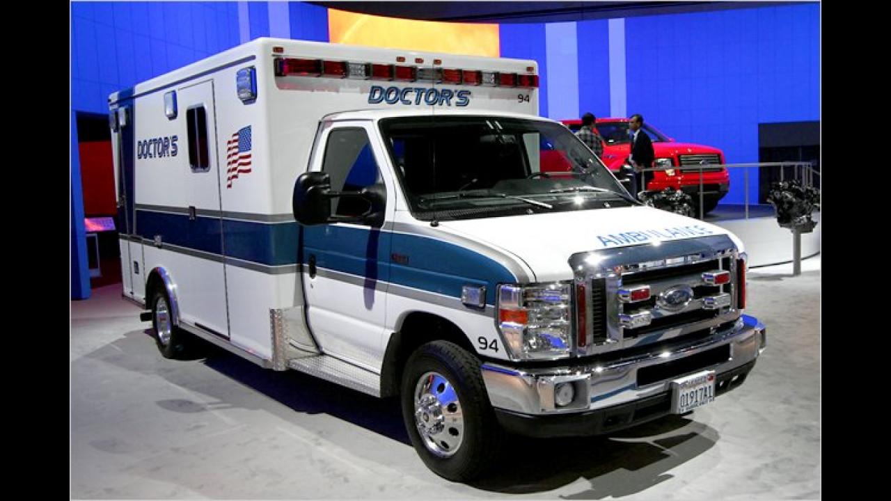 Ford F 450 EMS