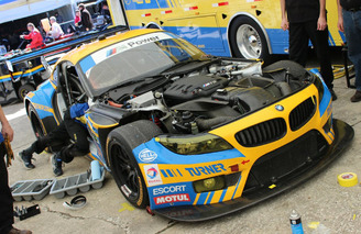 Supercars Take to the Track in GT-Class Racing at Sebring