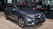 Mercedes-Benz GLC Coupé au salon de New York