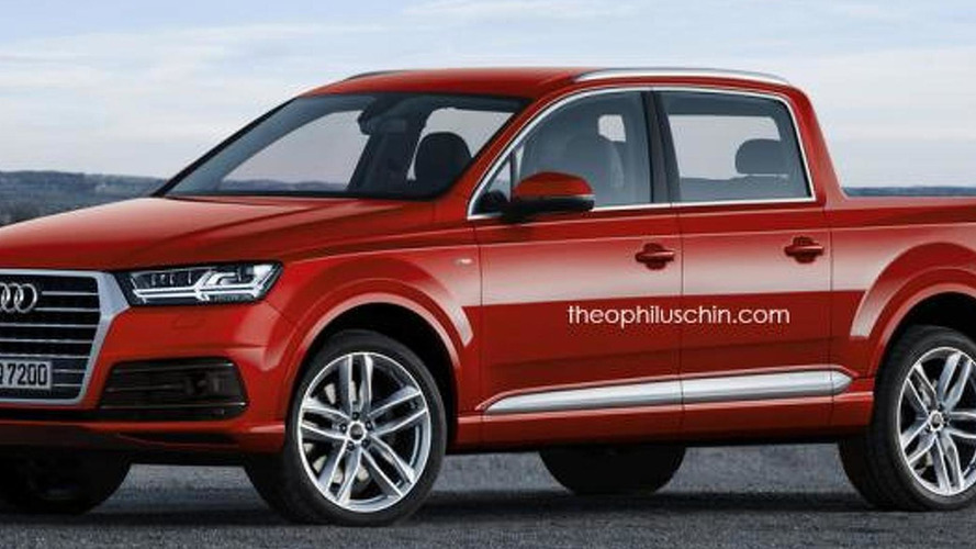 Audi rules out pickup truck for the foreseeable future; RS Q5 and RS Q7 could happen