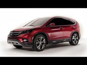 2012 Honda CR-V Concept Introduction