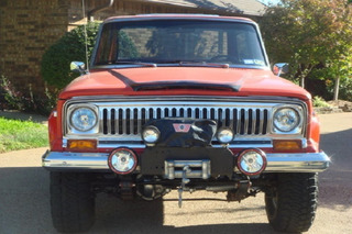 This Handsome 1976 Jeep Cherokee Chief Went From Barn Find to eBay Gem