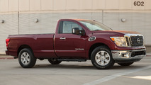 2017 Nissan Titan Single Cab