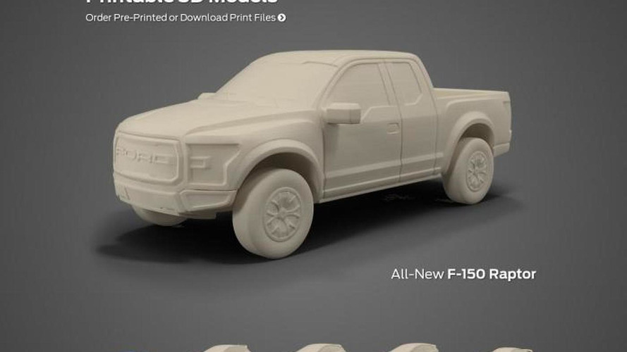 Ford opens a new 3D printing store