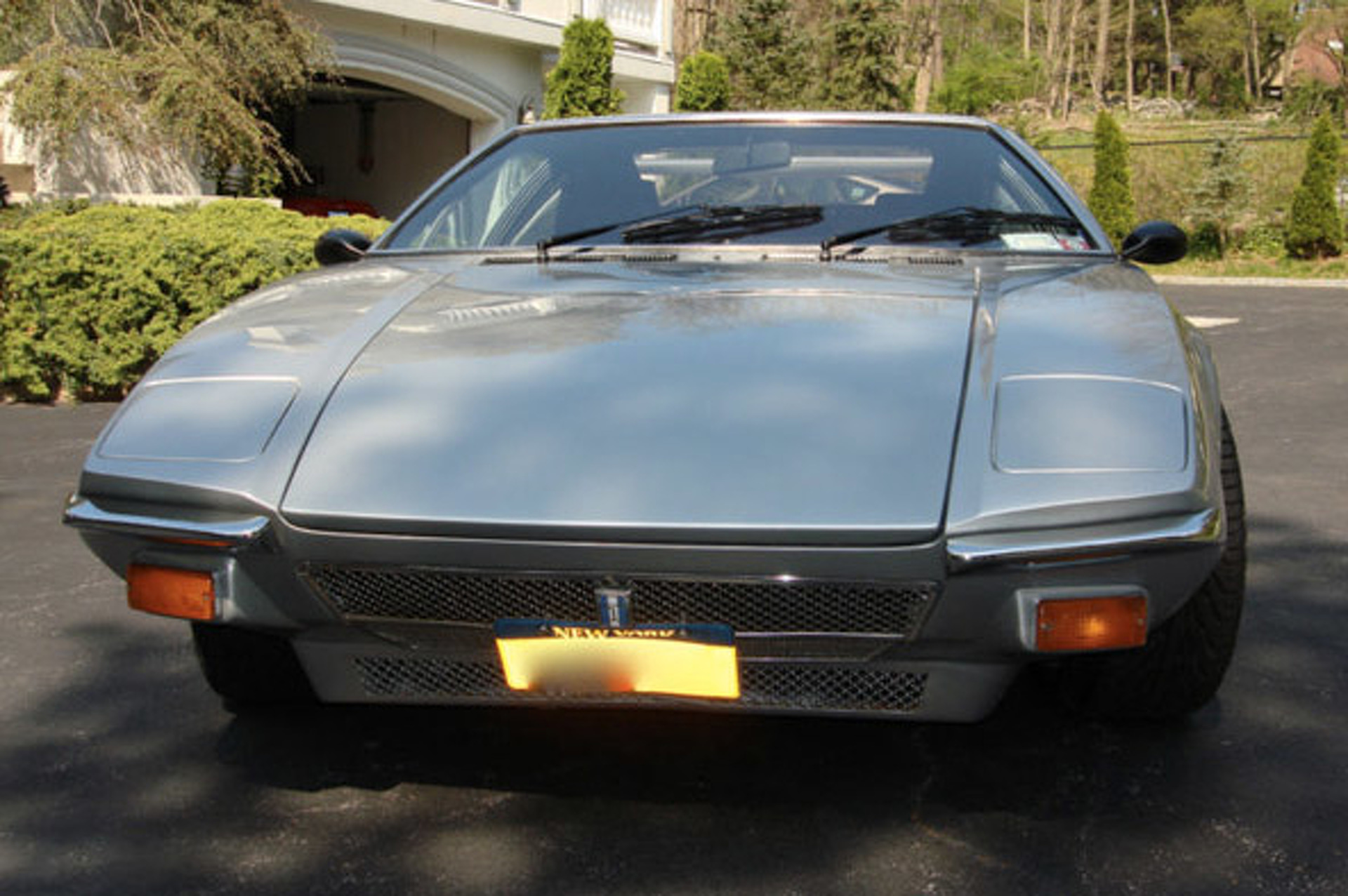 eBay Car of the Week 1972 De Tomaso Pantera