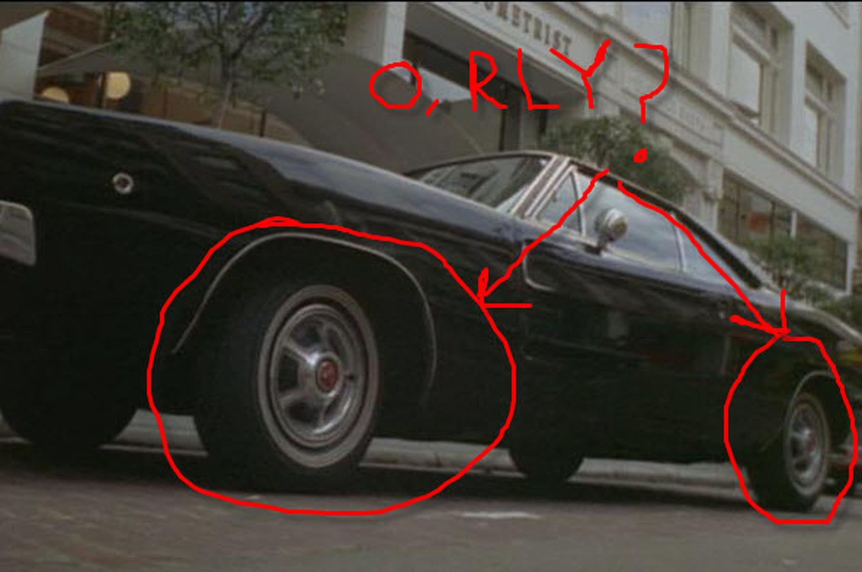 Your Least Favorite Car Movie Gaffes
