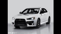 Mitsubishi Lancer Evo X Carbon Series
