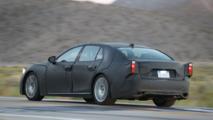 2018 Lexus LS spy photo
