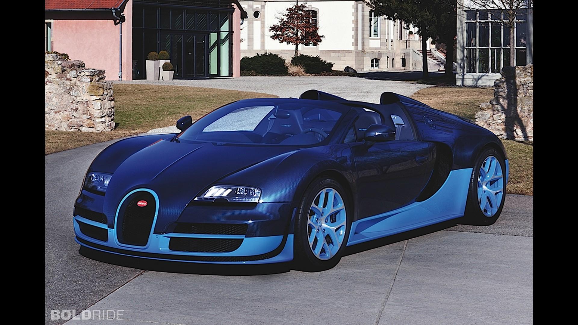 bugatti-veyron-grand-sport-vitesse Fascinating Bugatti Veyron Grand Sport Vitesse Convertible Cars Trend