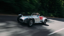Caterham Seven at 60