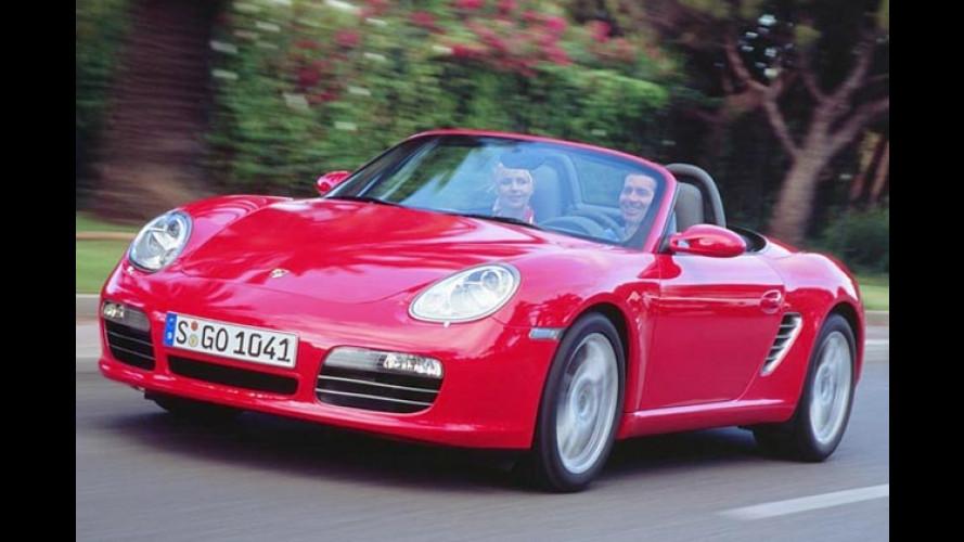 Stark trainierter Boxster: Mehr Kraft für die Porsche-Roadster