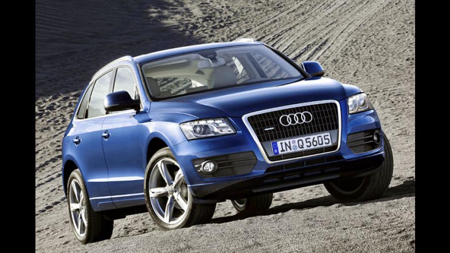 Leistungs-Module für Audi Q5 und VW Golf VI