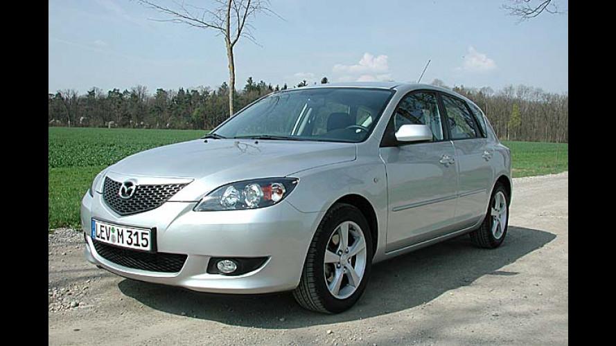 Mazda: Sparen bei den ,Unbescheidenheitswochen