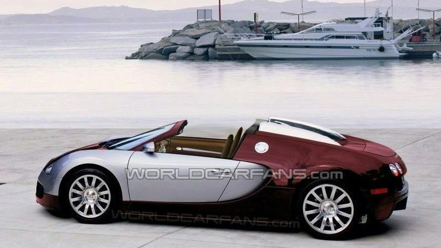 Bugatti Veyron Targa set to be Unveiled at Pebble Beach