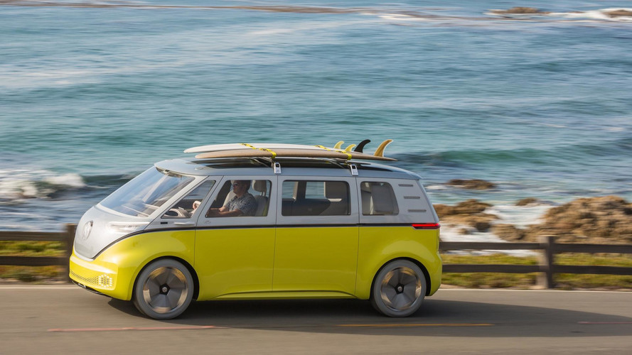 Le VW I.D. Buzz  sera commercialisé en 2022