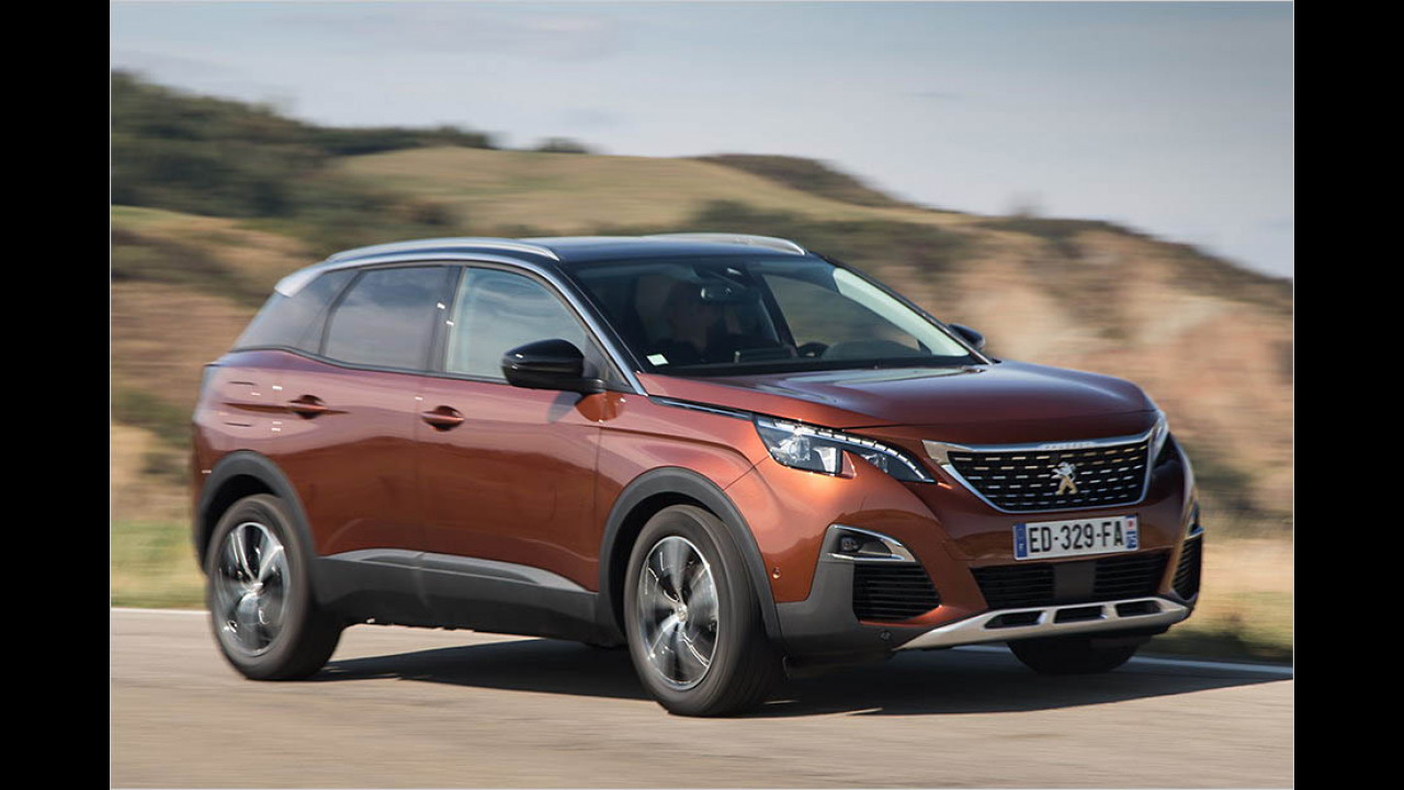 Women's World SUV/Crossover Car of the Year 2017: Peugeot 3008