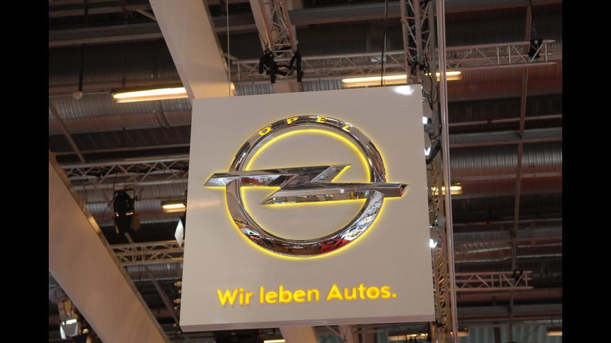 Opel al Salone di Parigi 2010