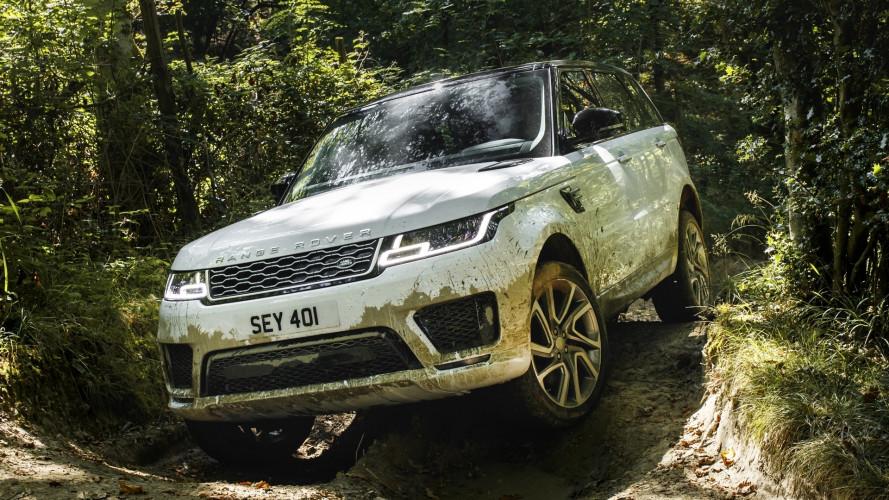 Range Rover Sport, tra restyling e ibrida plug-in