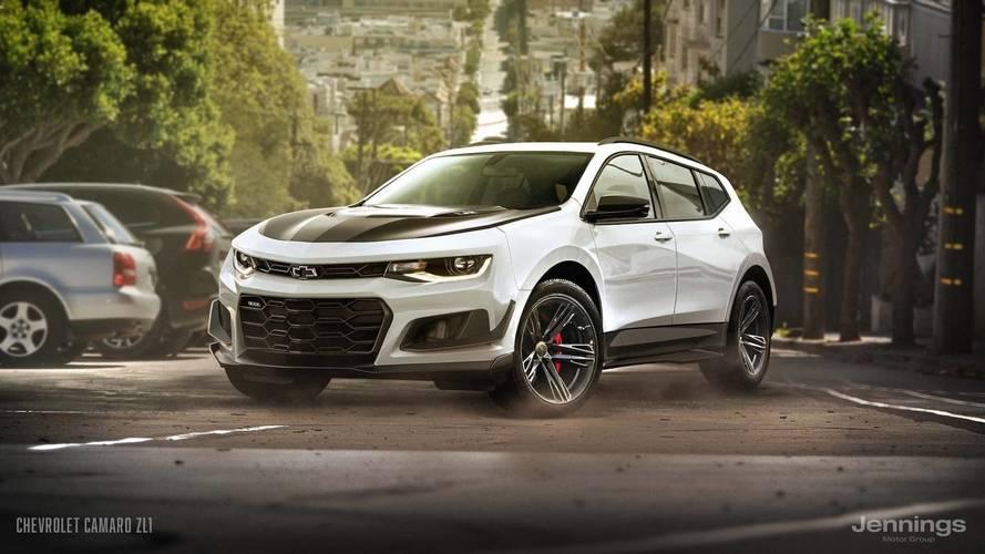 Spor otomobillerin SUV versiyonları nasıl görünürdü?
