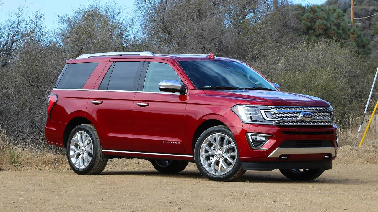 2018 Ford Expedition First Drive: The Beast Gets Better