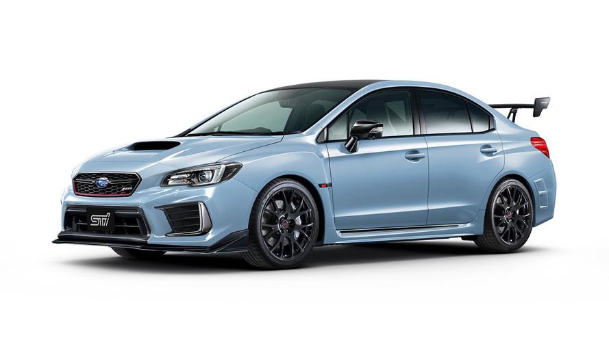 Subaru'dan daha hırçın ve daha güçlü WRX STI: S208