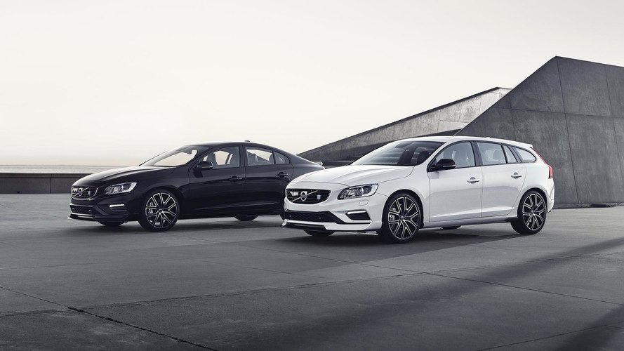 Polestar Heats Up S60 And V60 Hot Volvos For 2018