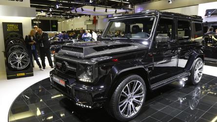 900 lóerő és 666 ezer eurós ár – ez lenne a Brabus G65