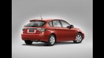 Subaru Impreza Widget