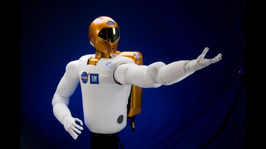 Robonaut2: il robot di NASA e GM