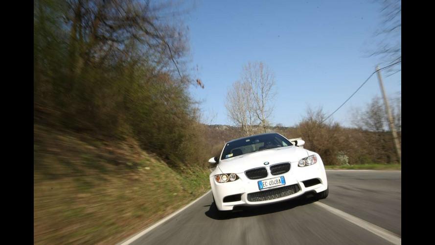 Al volante di BMW Serie 3 Coupé e Cabrio