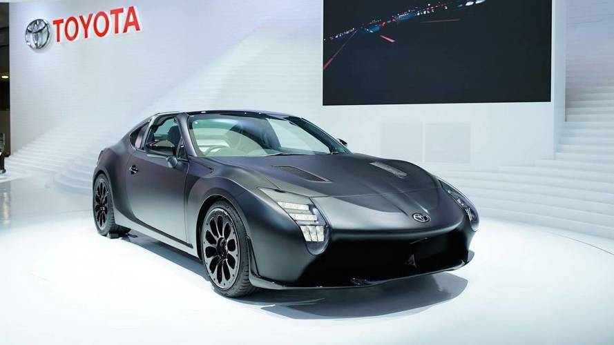 Toyota GR HV Concept Shows Off Its LMP1-Inspired Design In Tokyo
