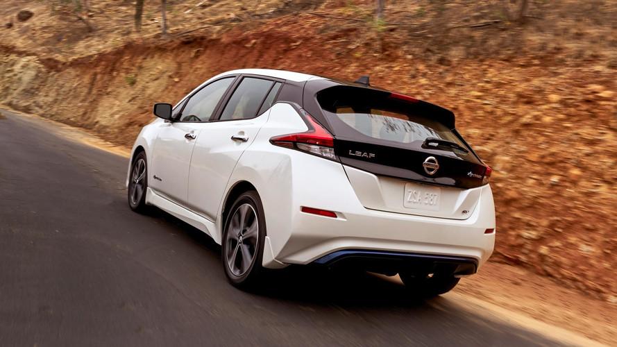 Nissan - Un SUV électrique sur les bases de la nouvelle Leaf