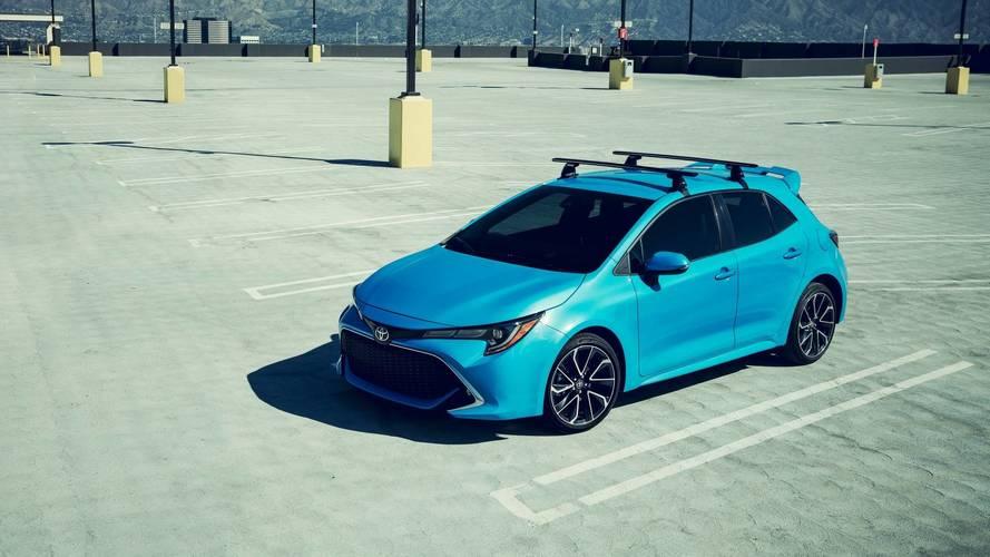 2019 Toyota Corolla Hatchback Gets Sharper Looks, New Platform