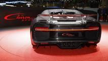 Bugatti al Salone di Ginevra 2018